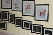 گشایش نمایشگاه مجازی آثار اعضای مجتمع شهید فرخی کانون ارومیه