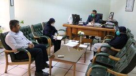 اولین جلسه کارگروه مدیریت سبز در کانون فارس برگزار شد