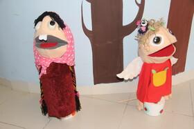 گزارش تصویری نمایشگاه آثار هنری اعضای کانون آذربایجانغربی در موزه کودک ارومیه