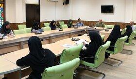 نشست انجمن قصهگویی کانون کرمان تشکیل شد