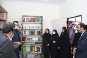 کتابخانهی ویژه کودکان کار در مشهد راهاندازی شد
