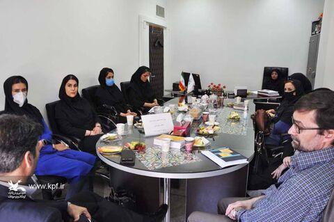 اولین نشست مربیان هنری استان البرز در سال ۱۳۹۹ برگزار شد