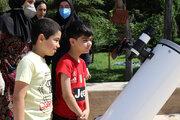 آخرین خورشید گرفتگی قرن در مراکز کانون رصد شد