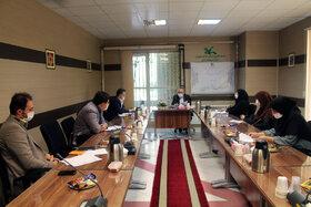 نخستین جلسه کارگروه توسعه مدیریت کانون آذربایجان شرقی