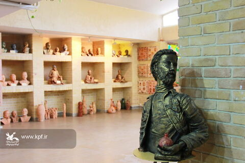 آثار مرکز تخصصی سوفار کانون استان تهران