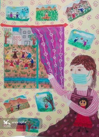 اهمیت استفاده از بافت در نقاشی کودکان و نوجوانان بررسی شد