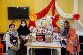 دختران فعال مرکز فرهنگیهنری شماره ۳ ملایر تقدیر شدند