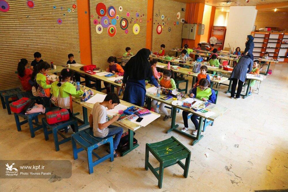 ثبتنام دورههای مجازی کانون ویژه «کودکان» آغاز شد