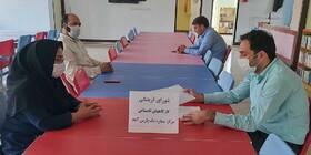 نشست شورای فرهنگی مرکز شماره یک کانون پارسآباد با عنوان کارگاههای تابستانی