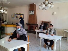 حضور اعضا با رعایت پروتکلهای بهداشتی در مراکز کانون استان