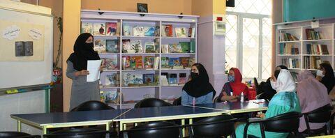 ویژه برنامههای روز ملی ادبیات کودک و نوجوان در کانون استان قزوین