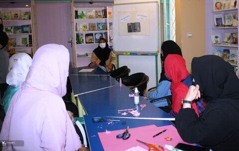 گزارش تصویری ویژه برنامههای روز ملی ادبیات کودک و نوجوان در کانون استان قزوین