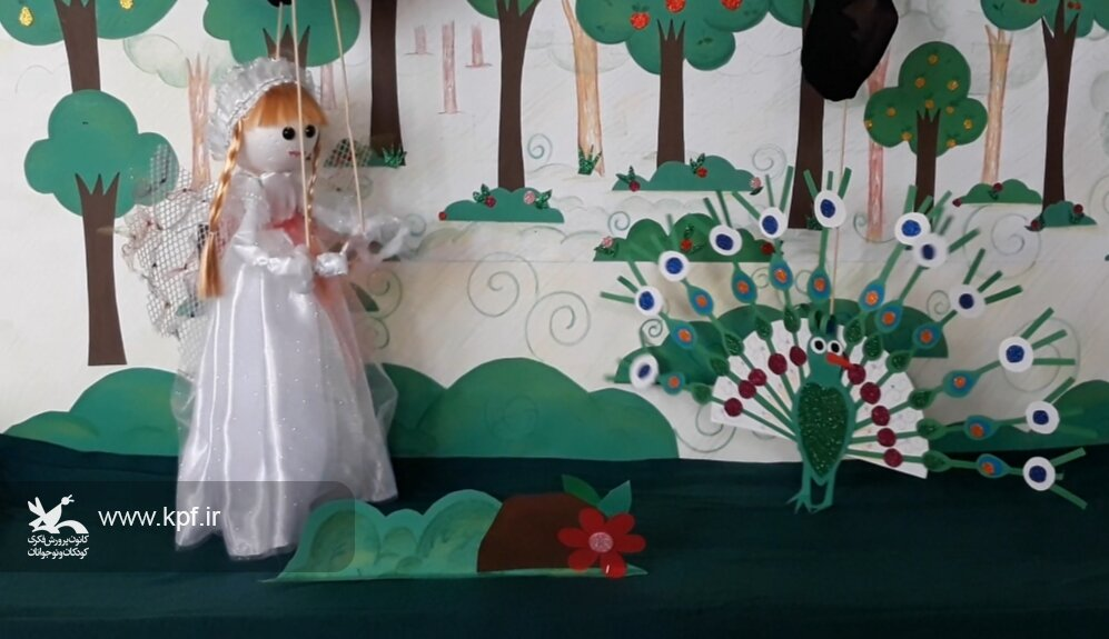 تولید سه اثرنمایش عروسکی مربیان کانون کهگیلویه و بویراحمد در حوزه هنری