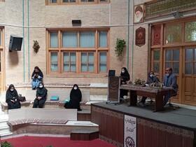برگزاری نخستین نشست مربیان و رابطین ادبی در سال ۱۳۹۹ با شیوه حضوری و مجازی