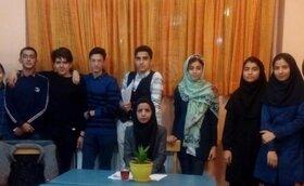 پانزدهمین انجمن ادبی مهتاب قوچان