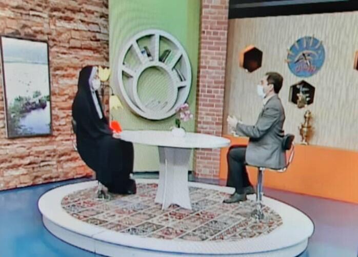 حضور مدیر کل کانون استان کردستان در برنامه روژمان شبکه کردستان