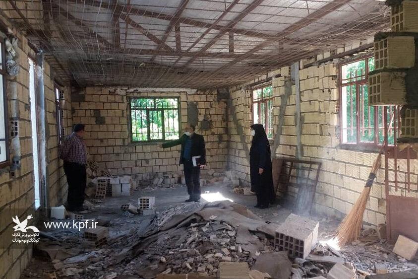 مهمانسرای مرکز فرهنگی هنری سرکان به زودی افتتاح میشود