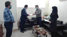 تجلیل کانون خوزستان از کارکنان تلاشگر در اجرای برنامههای ستاد مبارزه با کرونا