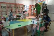 چند برنامه مناسبتی در مراکز فرهنگی و هنری کانون استان قزوین