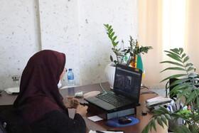 جلسه توجیهی مدرسان کارگاههای مجازی کانون گلستان