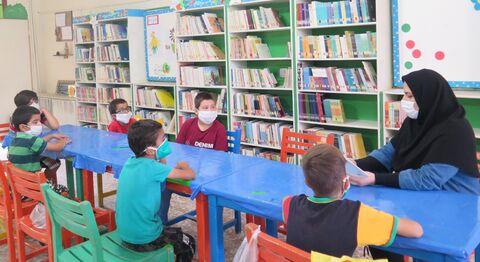 چند نما از فعالیتهای تابستانی مراکز فرهنگی و هنری کانون استان قزوین