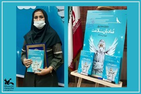 مربی کانون خوزستان برگزیده جشنواره استانی شعر «منادیان سلامت» شد