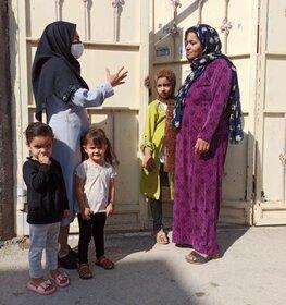 تلاش مربیان مرکز فرهنگی هنری کبکیان در جذب و پایداری اعضای کانون
