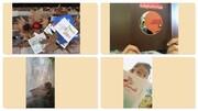 خوشدرخشی مربیان و اعضای کانون استان قزوین درنخستین آفرینوارهی انجمن عکاسی کانون