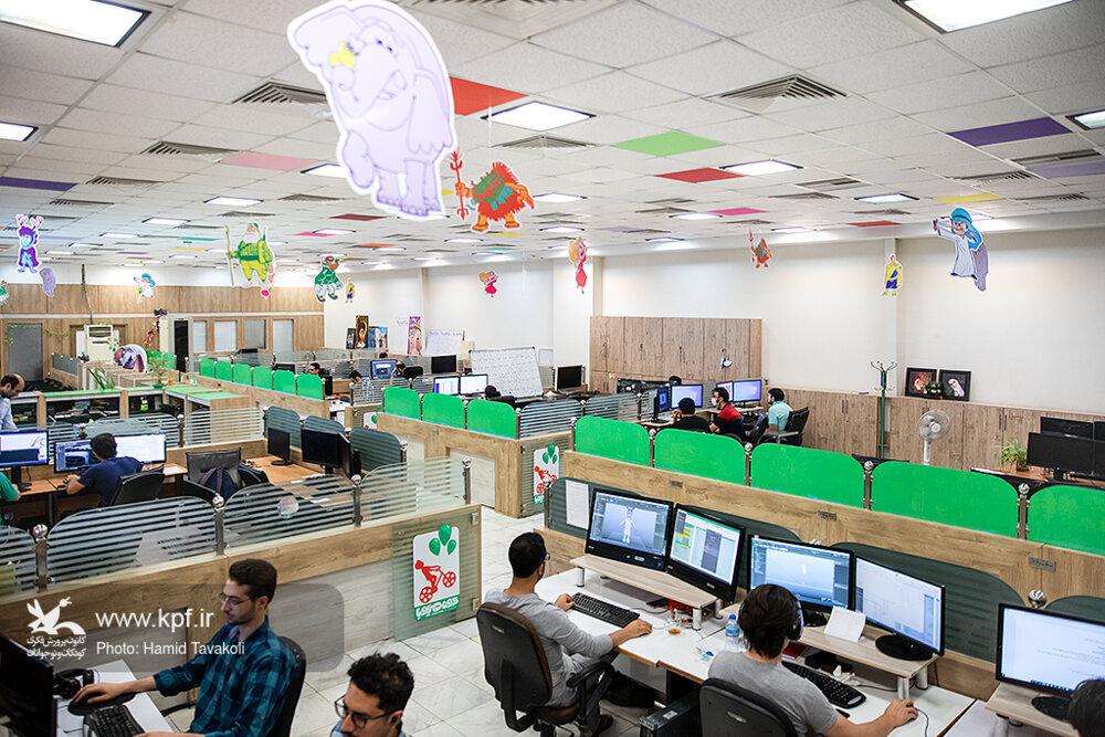 افتتاح دو استودیوی تولید حرفهای انیمیشن در کانون پرورش فکری