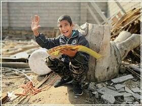 درخشش نوجوان خوزستانی در نخستین آفرینواره کشوری عکس «من و کتاب»