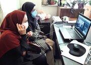 نشست مربیان ادبی مراکز کانون پرورش فکری استان کرمانشاه به صورت وبینار برگزار شد