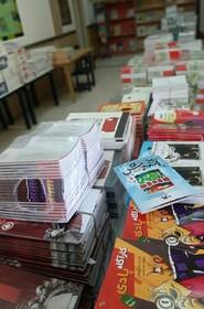 انتشارات کانون پرورش فکری کودکان و نوجوانان در چهار دهه فعالیت خود بیش از 1600عنوان کتاب منتشر کرده است