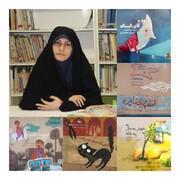 گرامی داشت زاد روز منیره هاشمی شاعر و نویسنده کودک و نوجوان