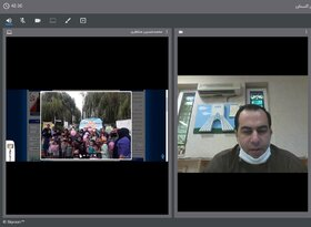 وبینار مربیان کتابخانههای سیار کانون پرورش فکری گلستان برگزار شد