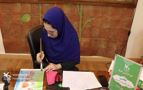 کارگاههای برخط تابستانه کانون استان گیلان
