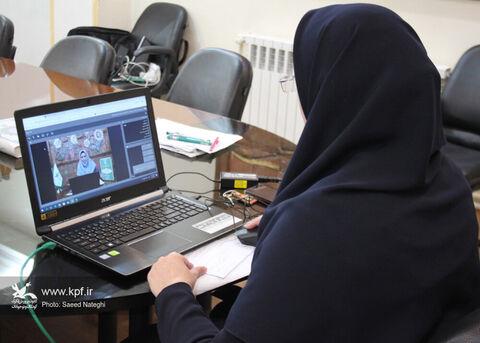 کارگاه های برخط تابستانه کانون استان گیلان