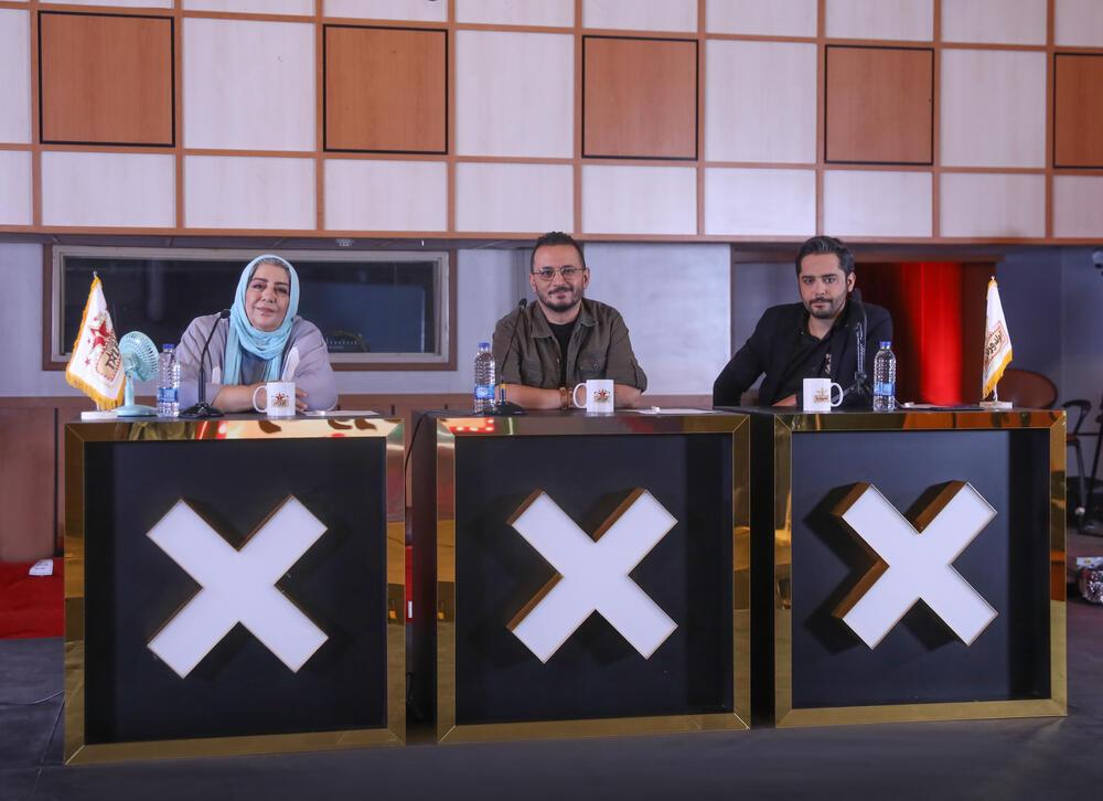 ضبط ویژه برنامه استعدادیابی اقوام در کانون البرز