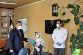 تقدیر از اعضای برگزیده کانون استان در گرامیداشت هفته اردبیل