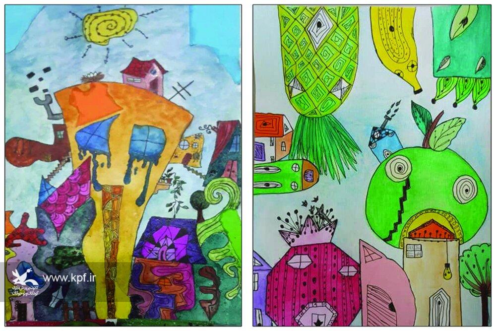 برگزاری دورهی آموزش تصویرسازی در سامانهی مجازی کانون سمنان