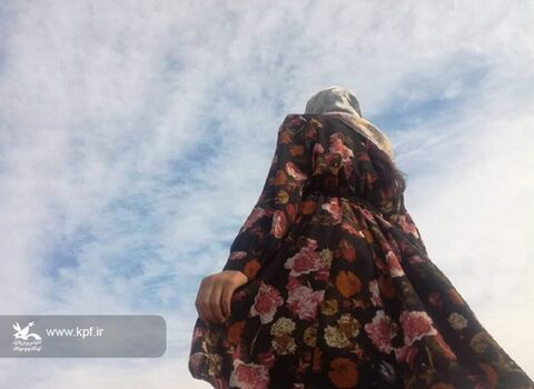 فاطمه سالمی 17سال از اهواز