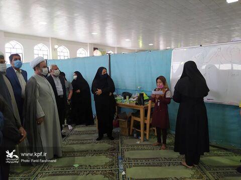 برگزاری جشن غدیر با حضور نمایندهی ولی فقیه در سیستان و بلوچستان و مدیرکل کانون پرورش فکری استان در مصلای بزرگ زاهدان