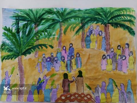 آثار ارسالی اعضاء به مناسبت عید سعید غدیر خم