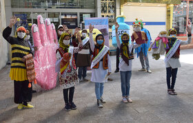 سفیران سلامت خرم آباد به روایت تصویر