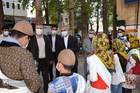 اعضای کانون سفیران سلامت درخرم آباد شدند