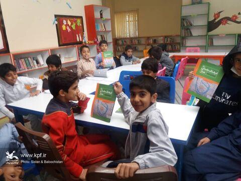 مراکز فرهنگیهنری خاش(سیستان و بلوچستان) در روزهای دلتنگی اعضا و مربیان برای حضور در کنار یکدیگر