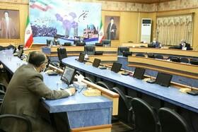 تشریح موارد رعایت پروتکلهای بهداشتی در کانون استان توسط مدیر کل کانون در جلسه ستاد کرونای استان