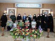 قدردانی از پنج عضو برگزیده مسابقه کشوری «همچون پدر مهربان» در کرمانشاه