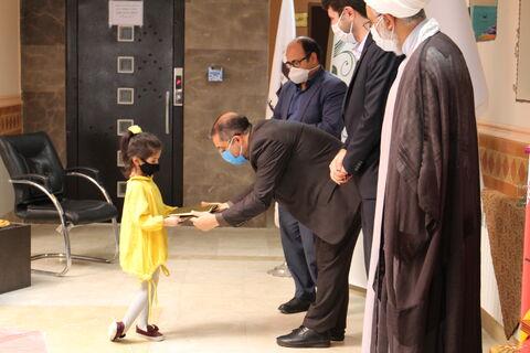 گزارش تصویری تقدیر از برگزیدگان اولین ماه نخستین پویش استانی قصه گویی