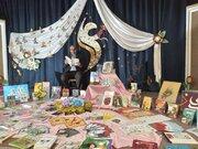 تجهیزکتابخانه های مراکزفرهنگی هنری کانون با۱۸ هزارو۸۹۸ جلد کتاب درهفته دولت