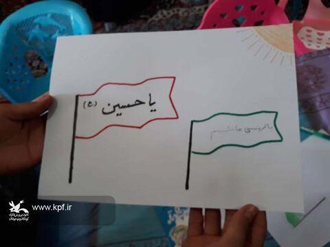 اجرای «سوگواره  حسینی»  در روستای اغلان تپه  استان البرز